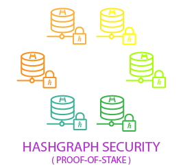 hashgraph security